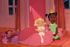 Princess and the Frog Charlotte